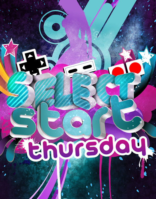 select start thursday by ~3squaredesign