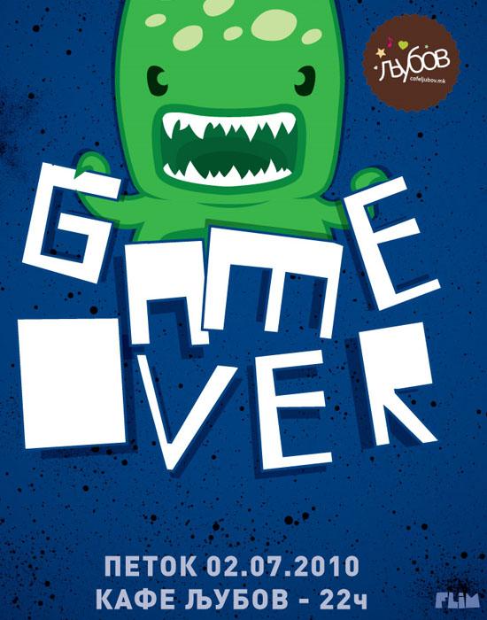 Game Over 2 by *ivan-bliznak