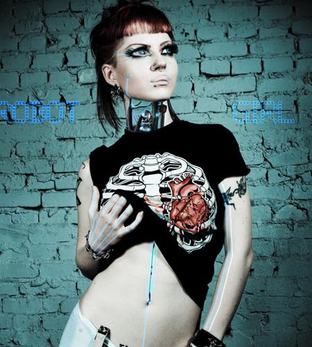 Robot-Girl
