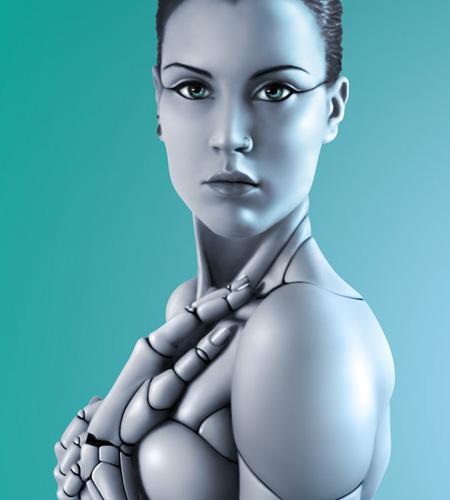 Lady-Humanoid