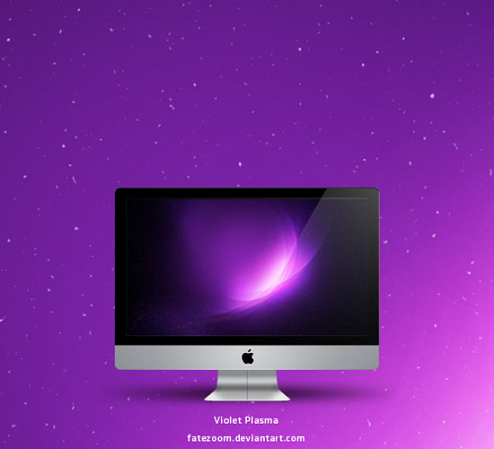 Violet-Plasma