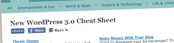 new-wordpress-3-0-cheat-sheet