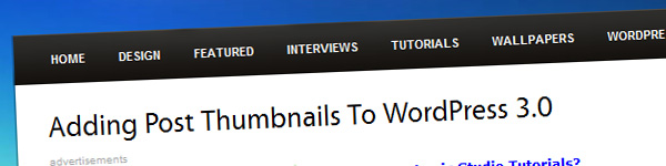 adding-post-thumbnails-to-wordpress-3-0