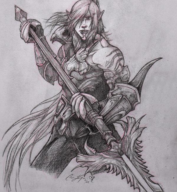 Kaiji Aion version by Sariel367