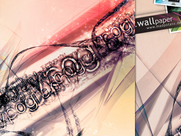 Typography WallPack by MadPotato