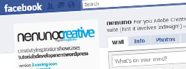 Find Nenuno Creative on Facebook & Across the Web