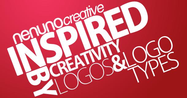 Inspired By Creativity – Logos & Logotypes