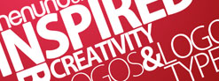 Inspired By Creativity – Logos & Logotypes
