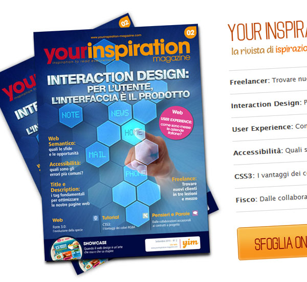 Your Inspiration Magazine