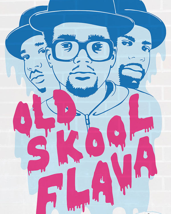 OLD SKOOL FLAVA