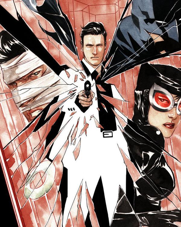 Batman Streets of Gotham 16 by duss005