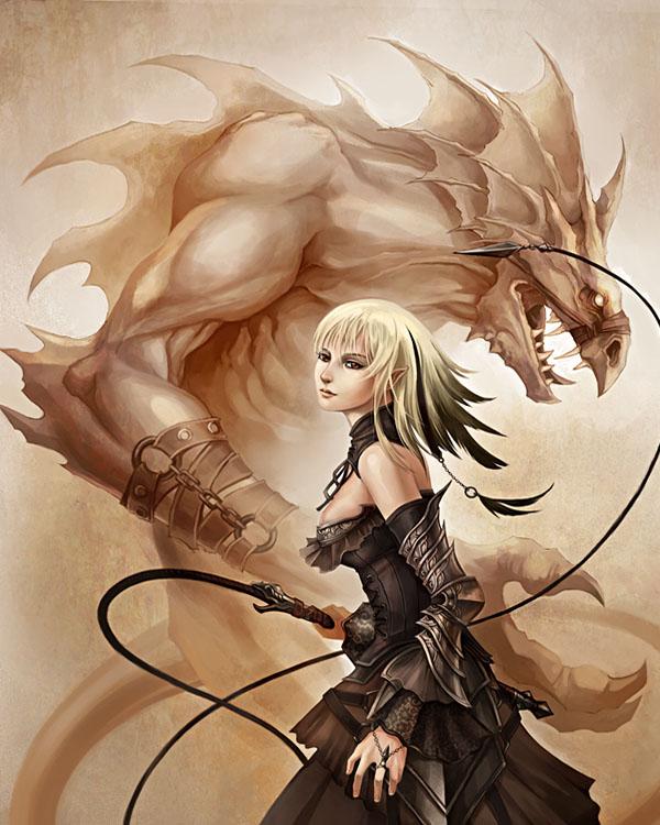 Beastmaster by sandara