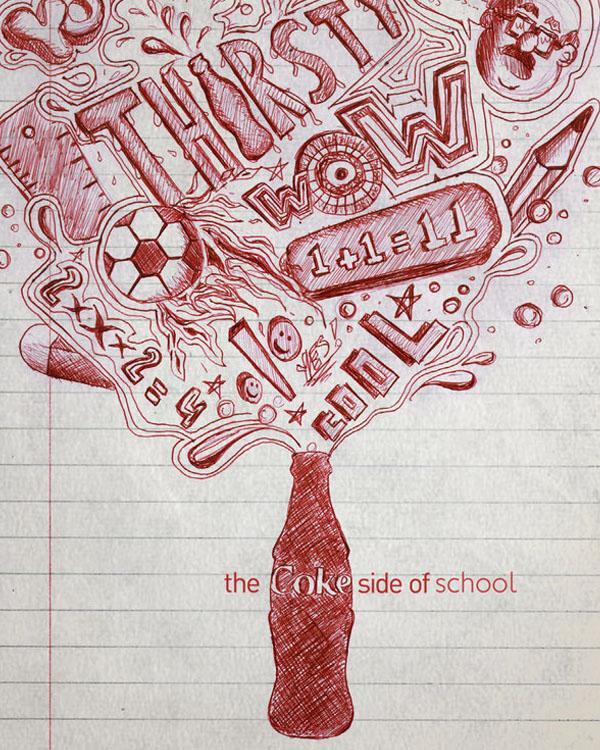 coke school by mansorio