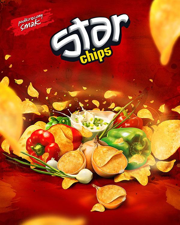 Star Chips v1 by mOsk
