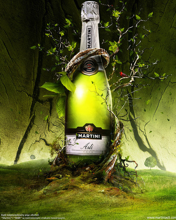 Martini Asti Elements - Earth by he1z