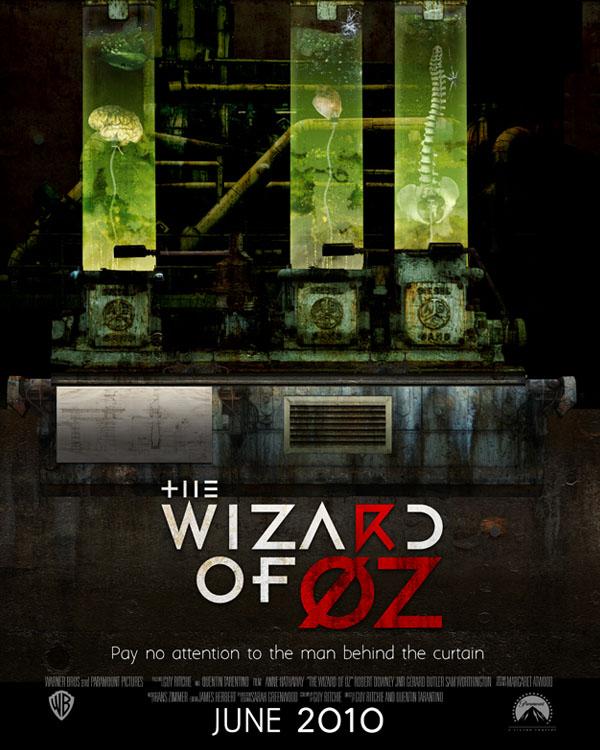 Project Brief 2- movie poster by ScarlettArcher