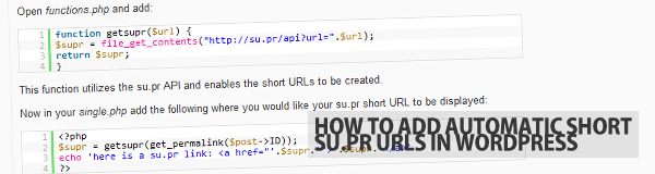 supr-short-urls