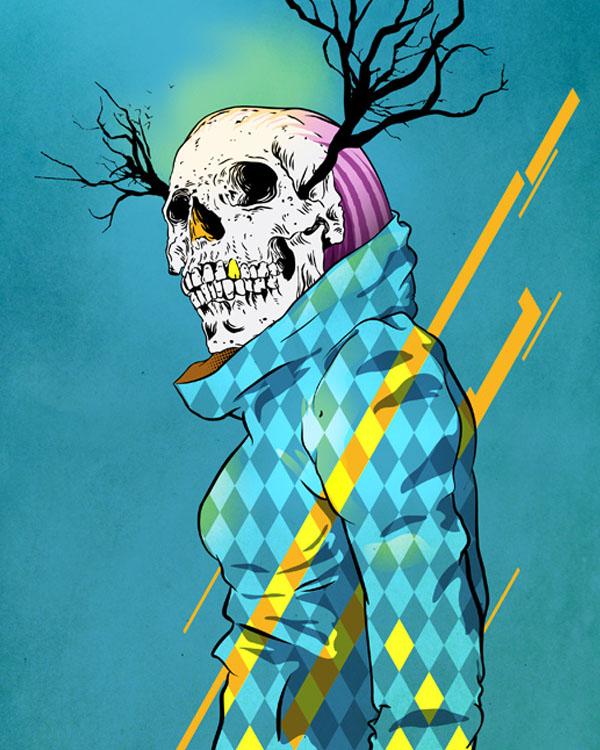 Bones by GeekLangel