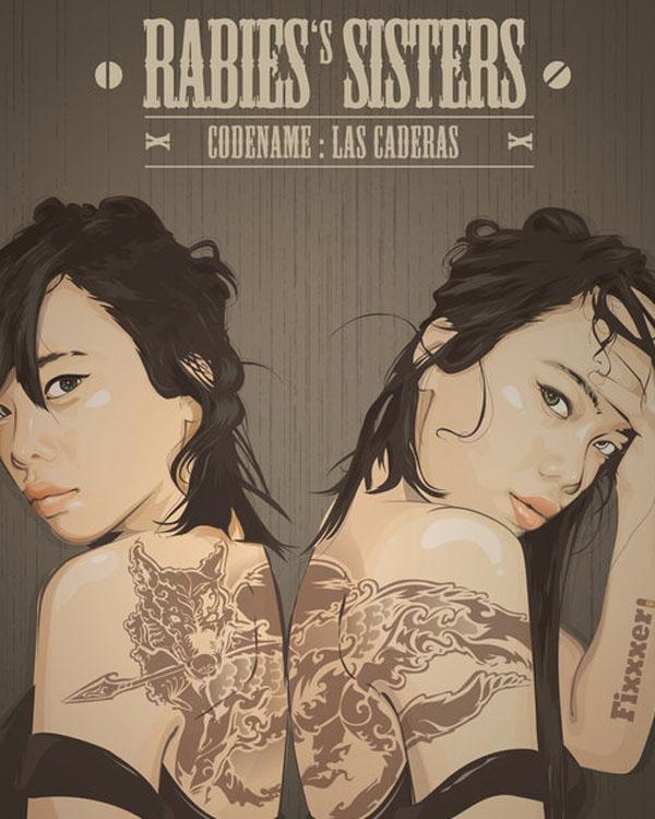 Las Caderas by TraceLandVectorie03