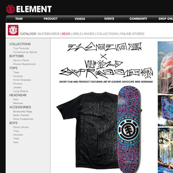 Element Clothing
