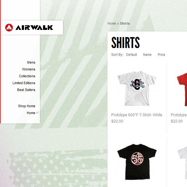 Airwalk Clothing