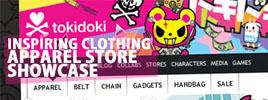 Inspiring Clothing Apparel Store Showcase