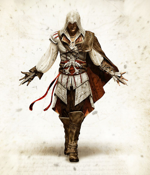 Assassin's Creed 2 by CostaDesign