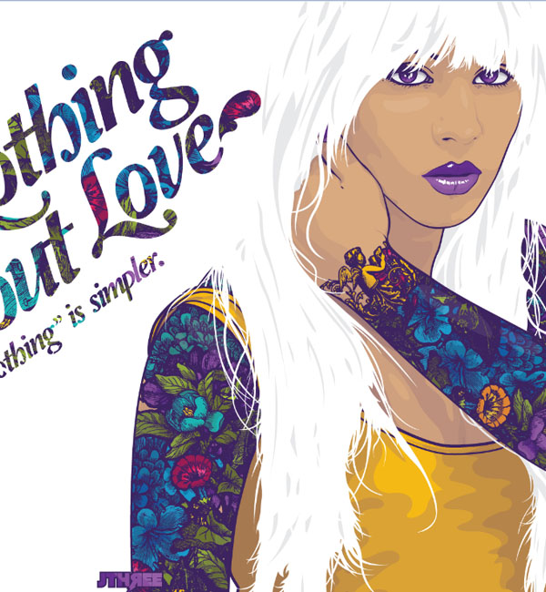 Nothing Without Love 3 (wallpack) by Jared Nickerson