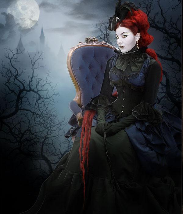 Countess Dracula by FroweMinahild