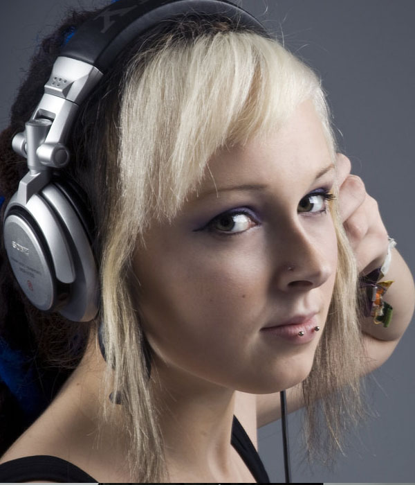 Headphones by Rajne