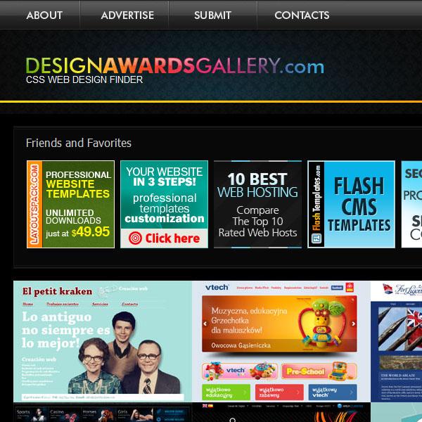 Design Awards Gallery