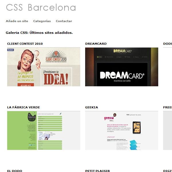 CSS Barcelona