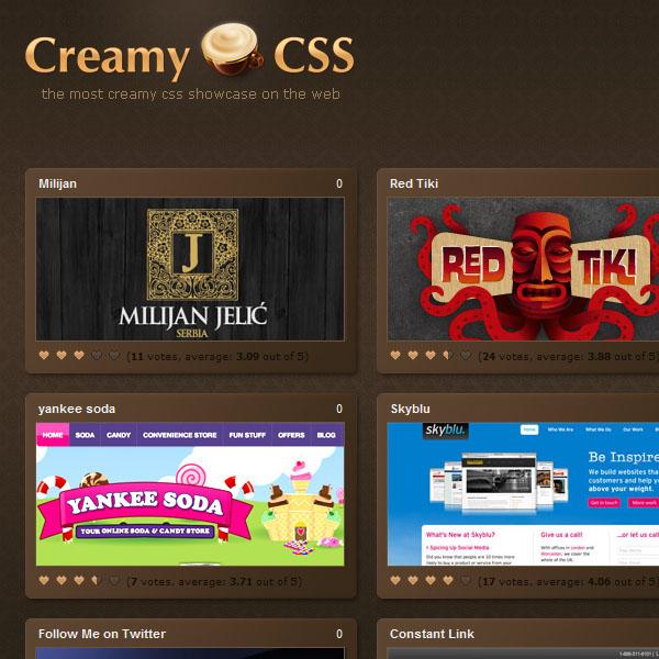 Creamy CSS