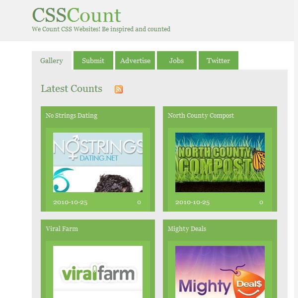 CSSCount
