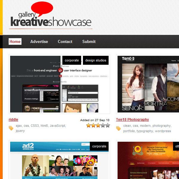 Gallery - Kreativeshowcase
