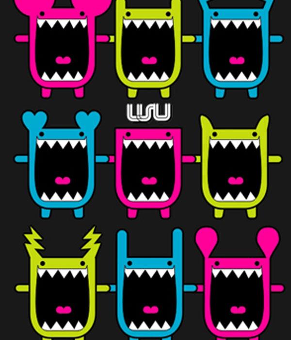 monster tee by loveshugah