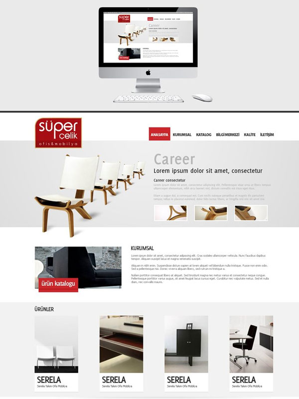 "Supercelik ""Office Furniture "" by igoana"