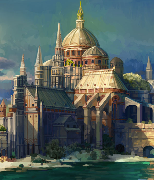 Cathedral by molybdenumgp03