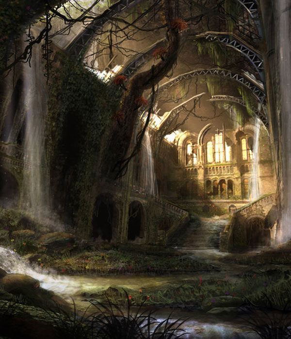 Museum Cavern Matte by ~RQuack