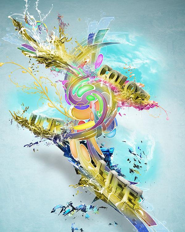_ Color U'R Life _