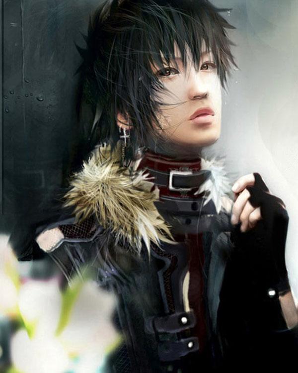 Rain by yumix