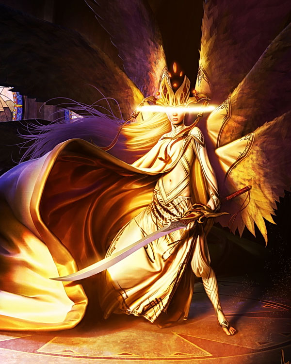 Worldwake Archangel