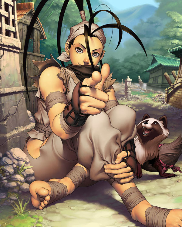 Ibuki Legends Cover by JayAxer