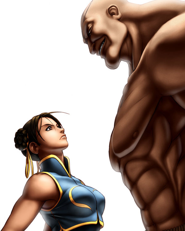 SF Legends Chun-Li 4A by Omar Dogan