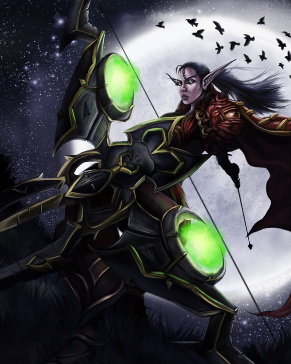 World of Warcraft by AnthonyFoti