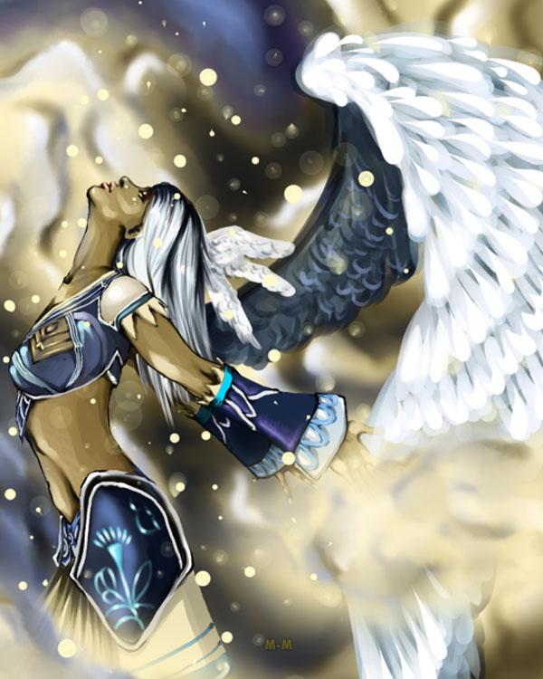 :.Angel.: by morita-mistiqe