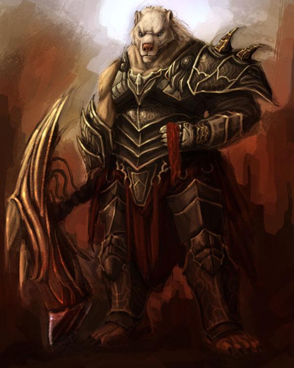 Warlord by Dandzialf