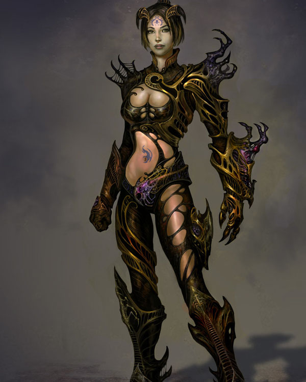 Concept art 1 by TARGETE