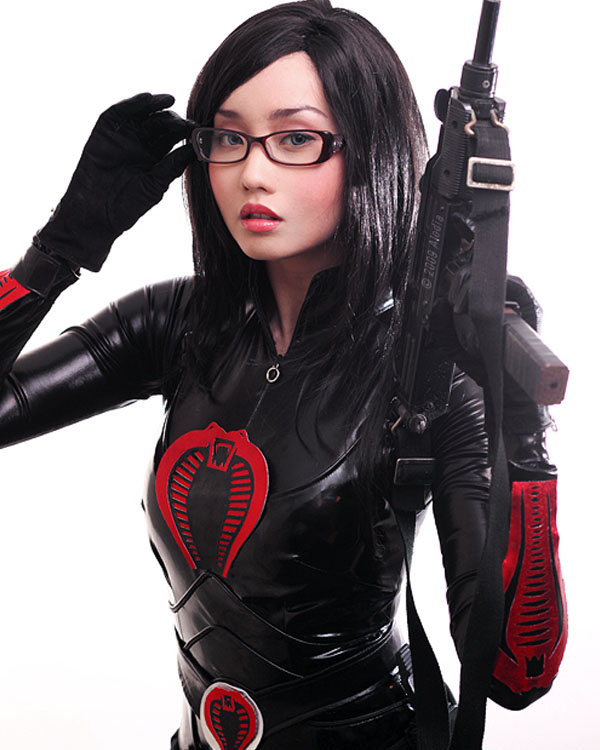 GI Joe: The Baroness by blackmage9