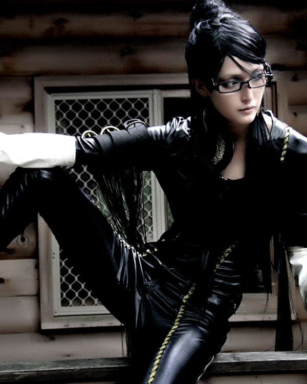 Bayonetta cosplay by yuegene